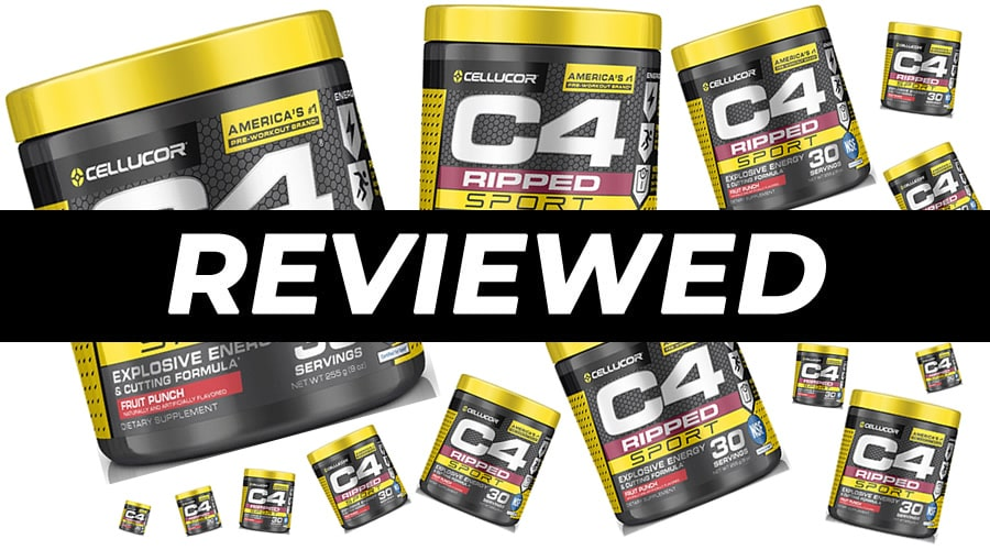 Cellucor C4 Ripped Sport Review