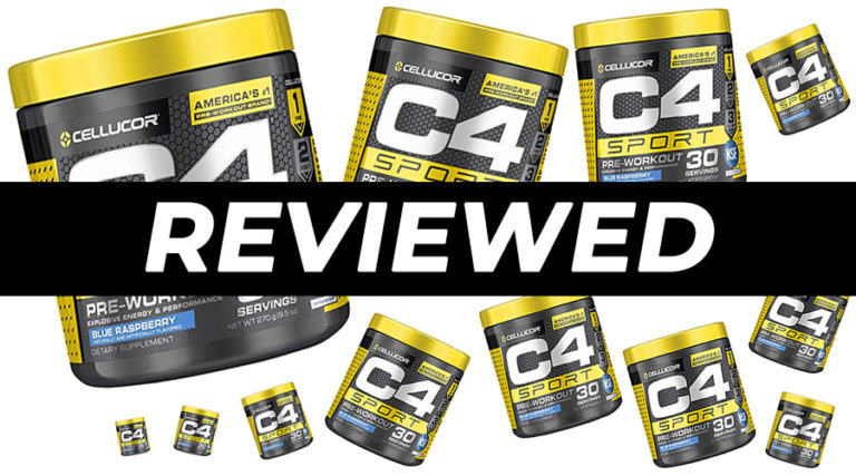 Cellucor C4 Sport Pre Workout Review