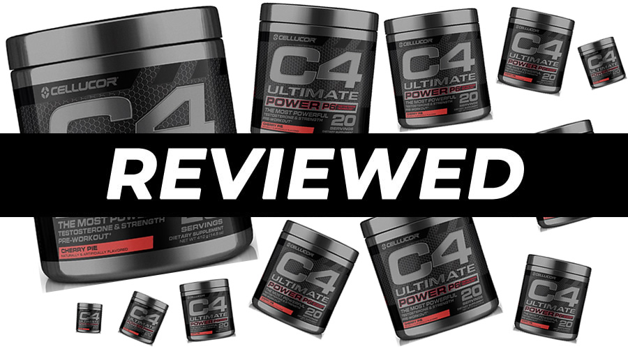 Cellucor C4 Ultimate Power Review