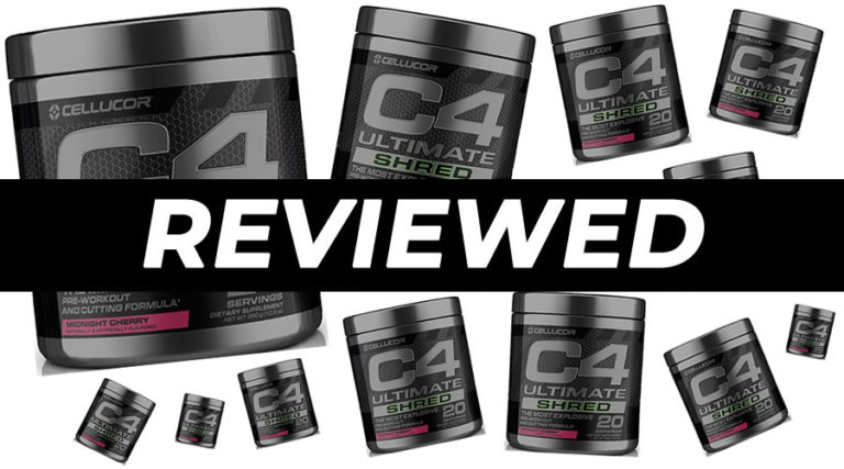 Cellucor C4 Ultimate Shred Review