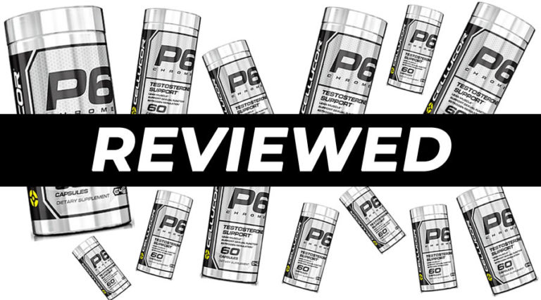 Cellucor P6 Chrome Review