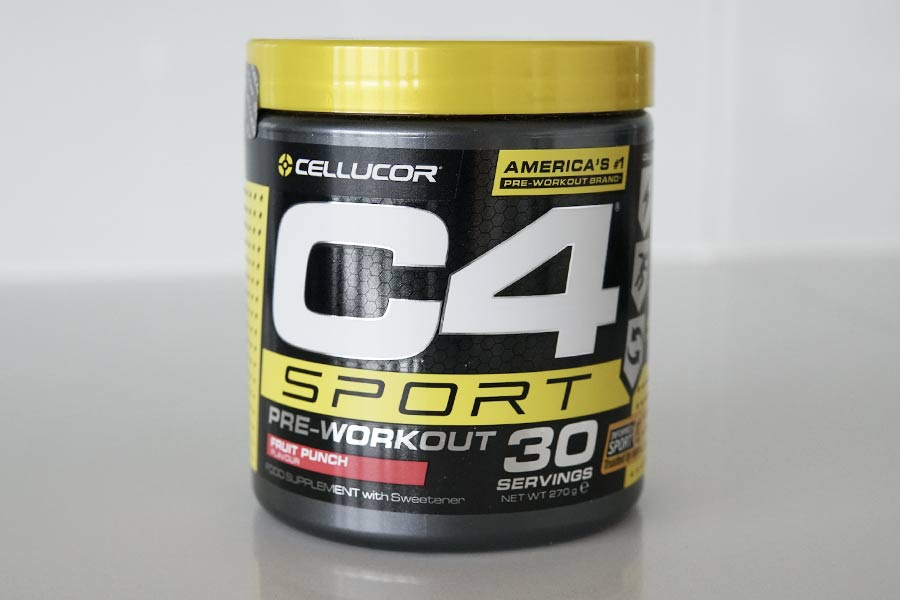 Cellucor C4 Sport Pre Workout