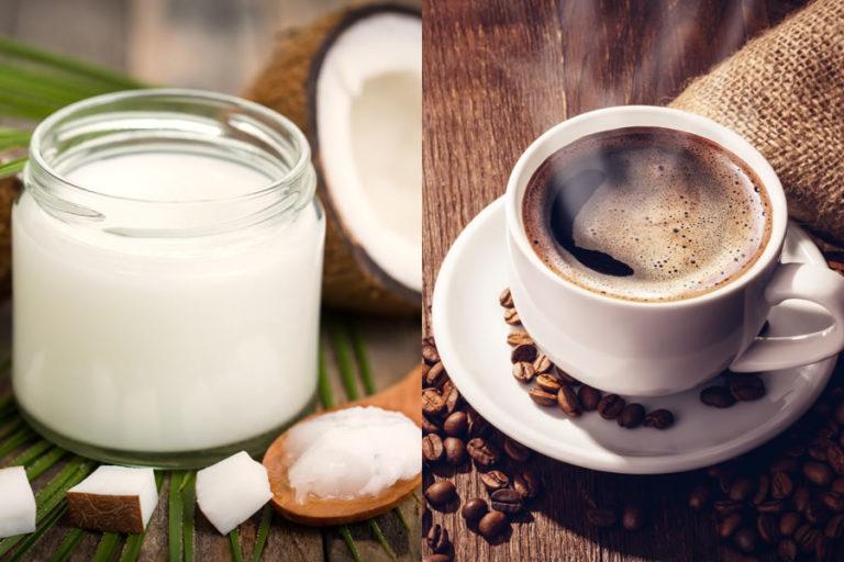 Coconut Oil in Coffee Recipe