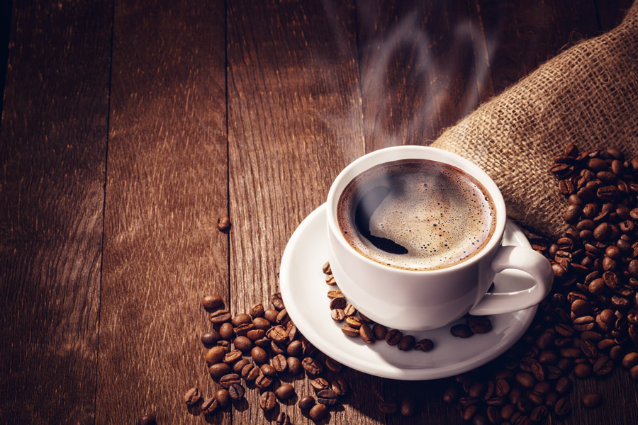 Coffee and Caffeine (Photo: Adobe Stock)