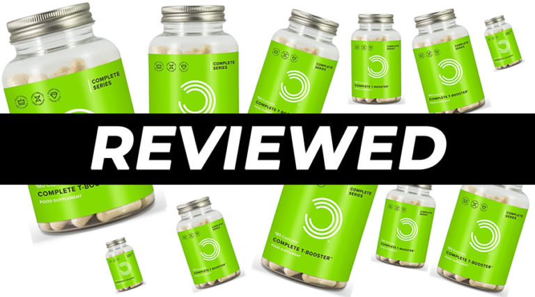 Complete T-Booster by Bulk Powders Review