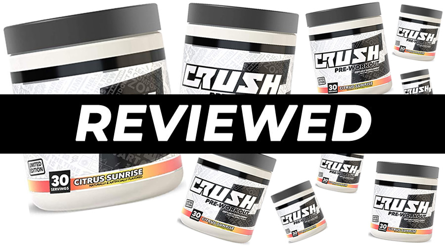 Crush Pre Workout Review