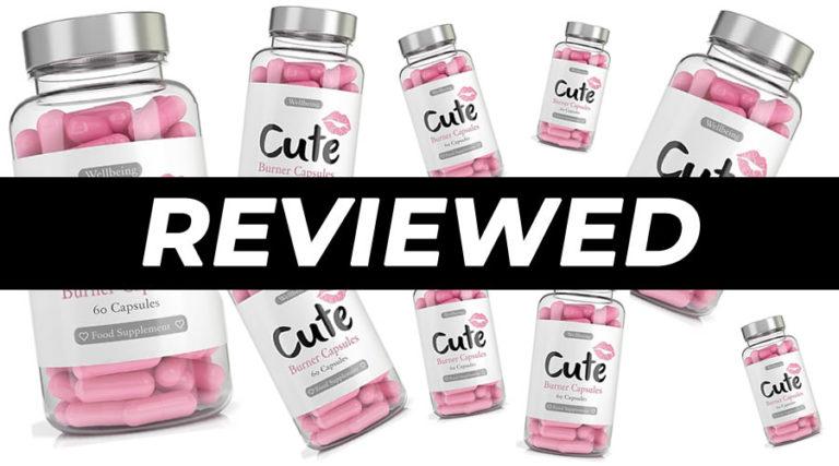 Cute Nutrition Burner Capsules Review