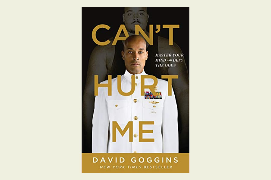 David Goggins' Book Can't Hurt Me