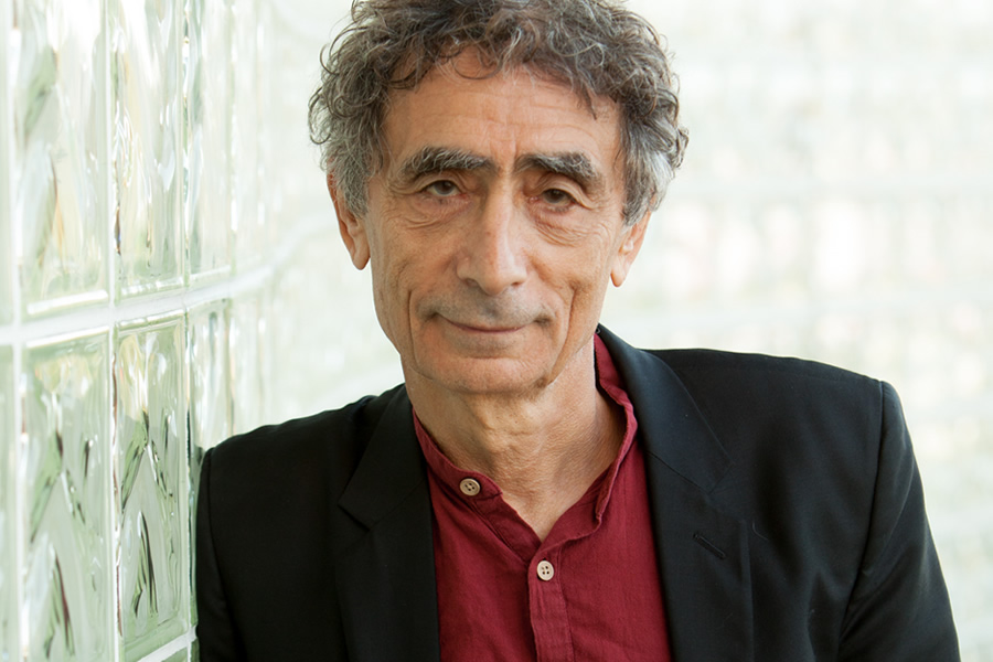 Dr Gabor Maté on Childhood Trauma, The Real Cause of Anxiety and Our 'Insane' Culture