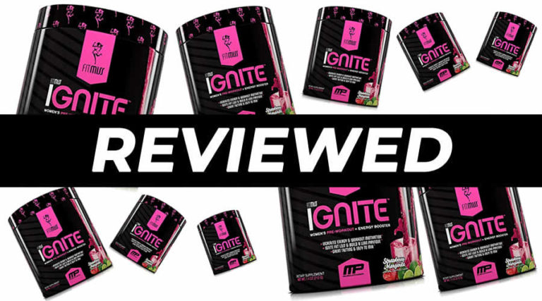 Fitmiss Ignite Pre Workout Review