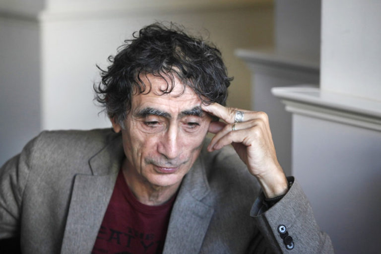 Dr Gabor Mate: Stop Chasing Happiness and Look Within Instead
