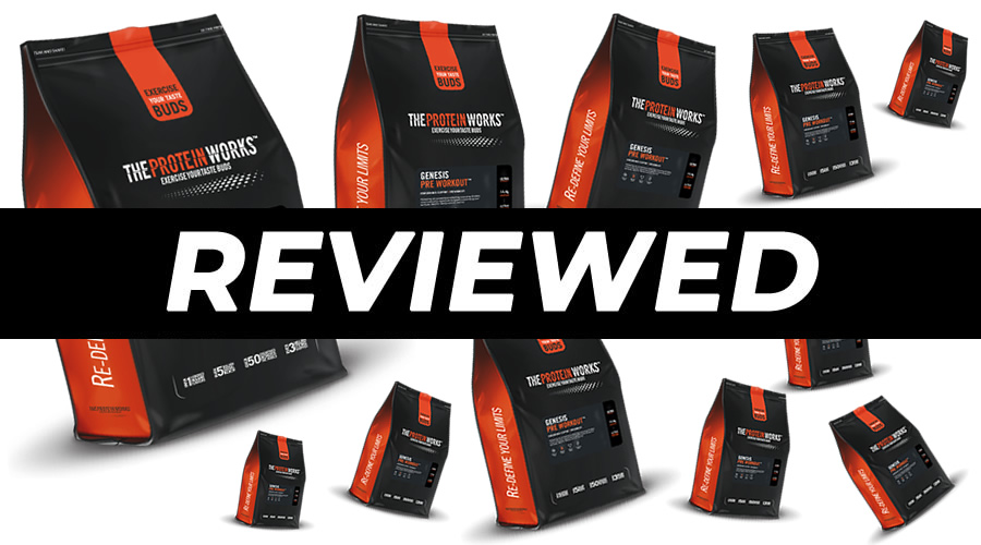 Genesis Pre Workout - The Protein Works