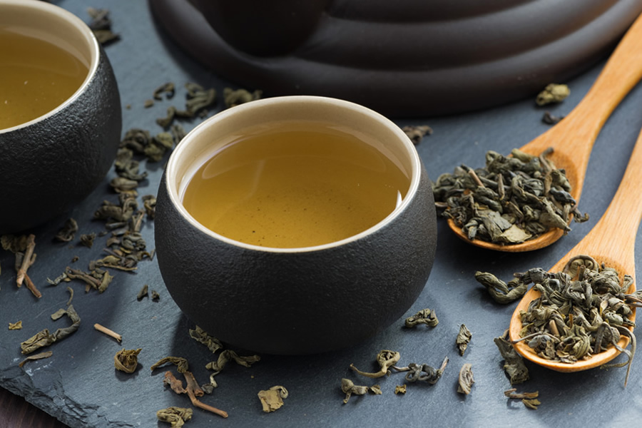 L-Theanine is an amino acid found in Green Tea (Photo: Adobe Stock)