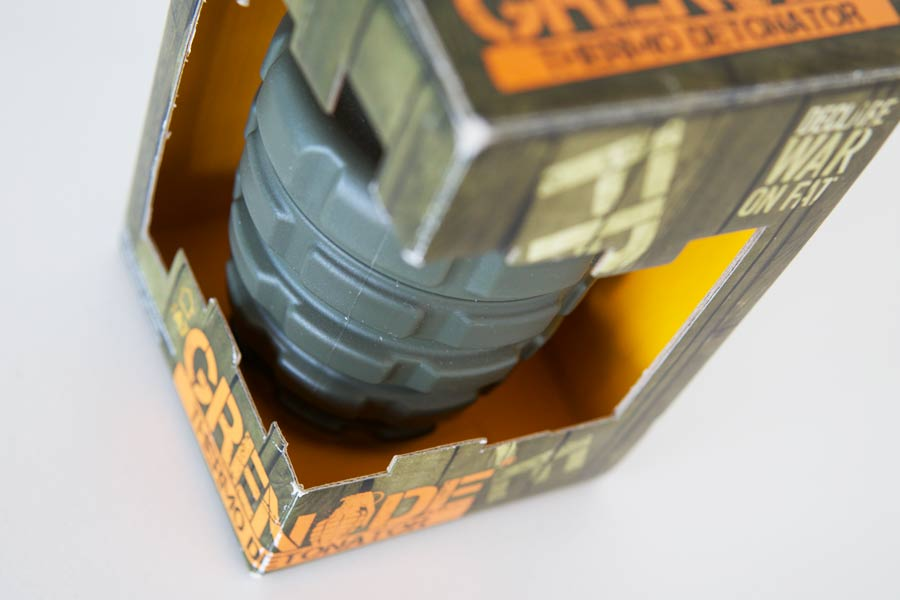 Grenade Thermo Detonator (Photo: HumanWindow)