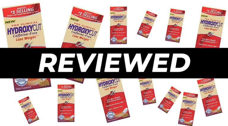 Hydroxycut Caffeine Free Review