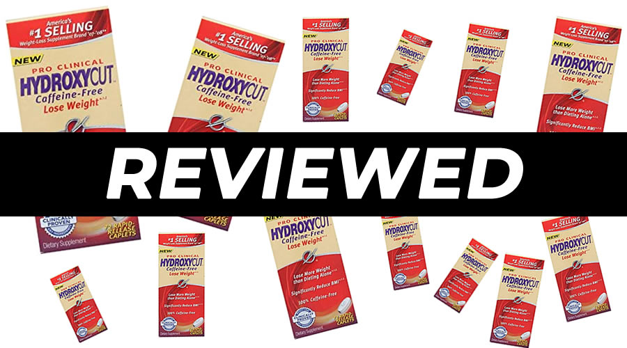 Hydroxycut Caffeine Free Review