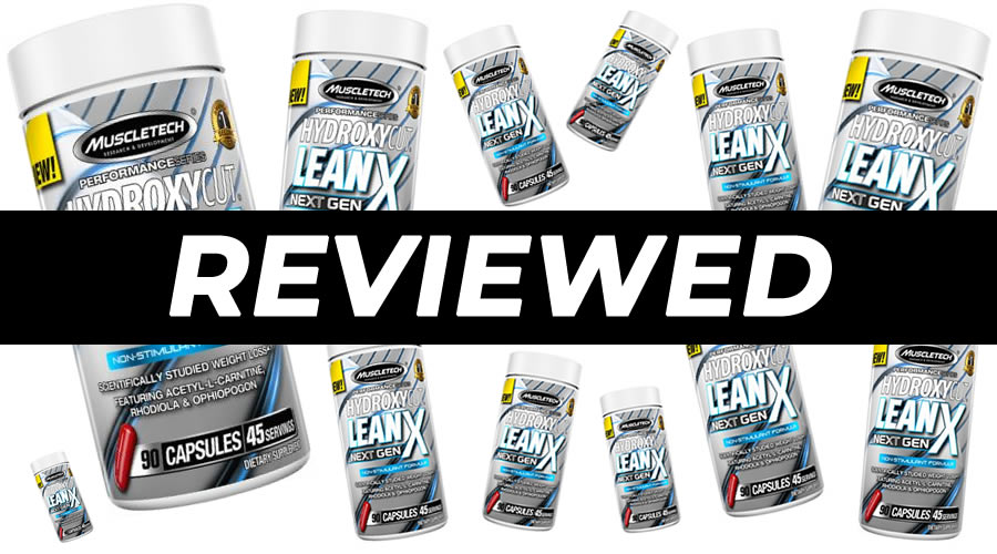 Hydroxycut LeanX Review
