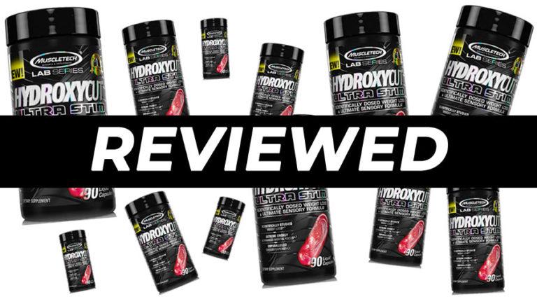 Hydroxycut Ultra Stim Review