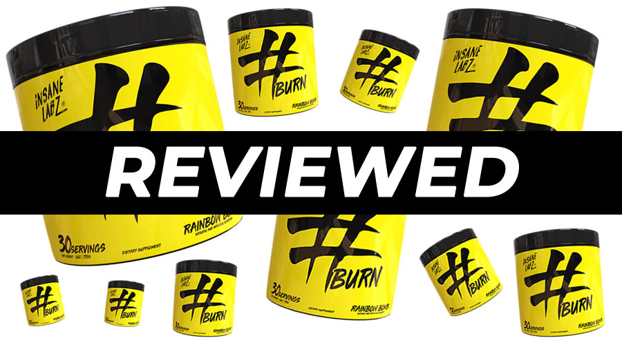 #BURN by Insane Labz Review