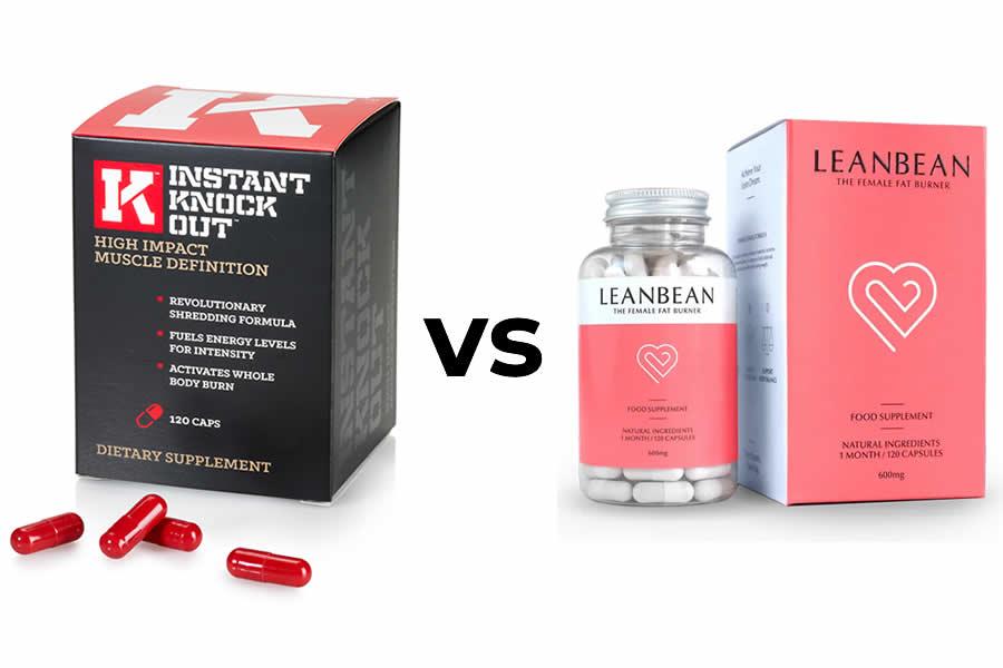 Instant Knockout vs Leanbean