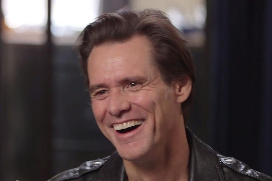 Is Jim Carrey Vegan?