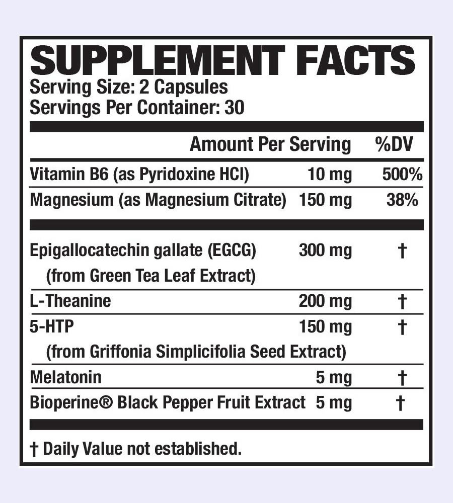 The Lean PM ingredients formula