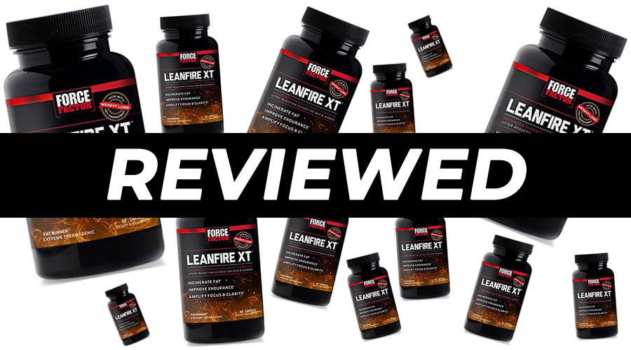 LeanFire XT by Force Factor Review