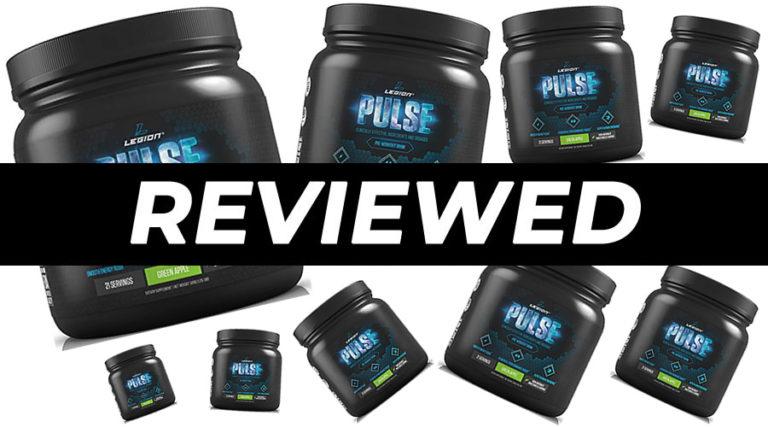 Legion Pulse Pre Workout Review