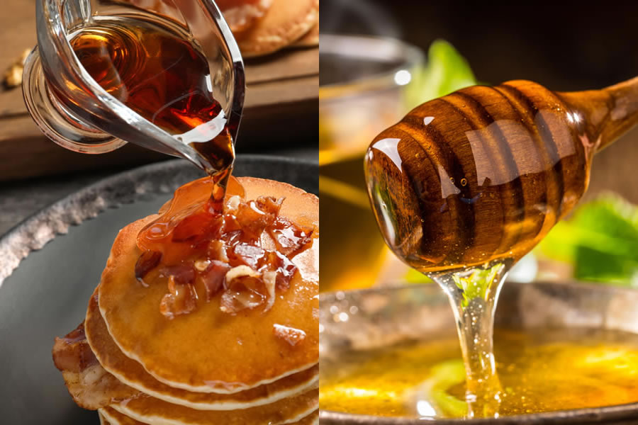 Are Maple Syrup and Honey Vegan?