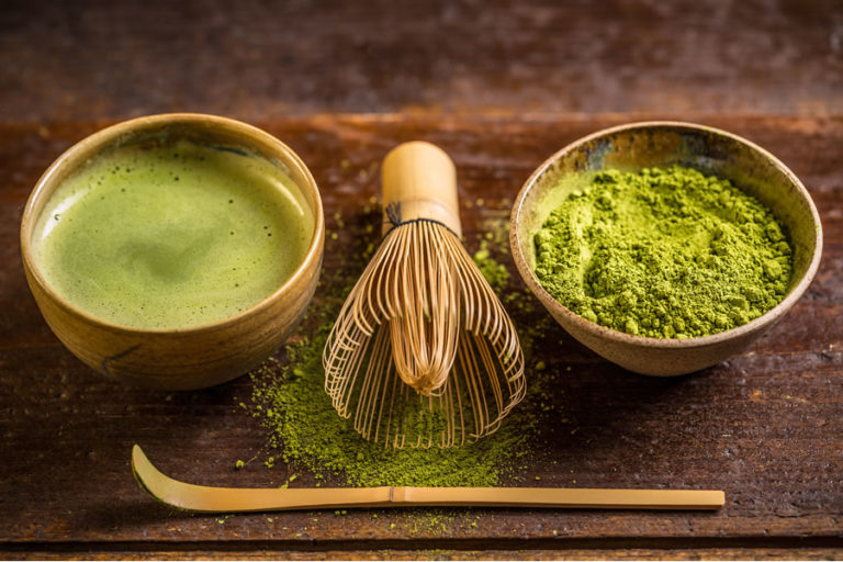 How Much Caffeine does Matcha Green Tea Contain?