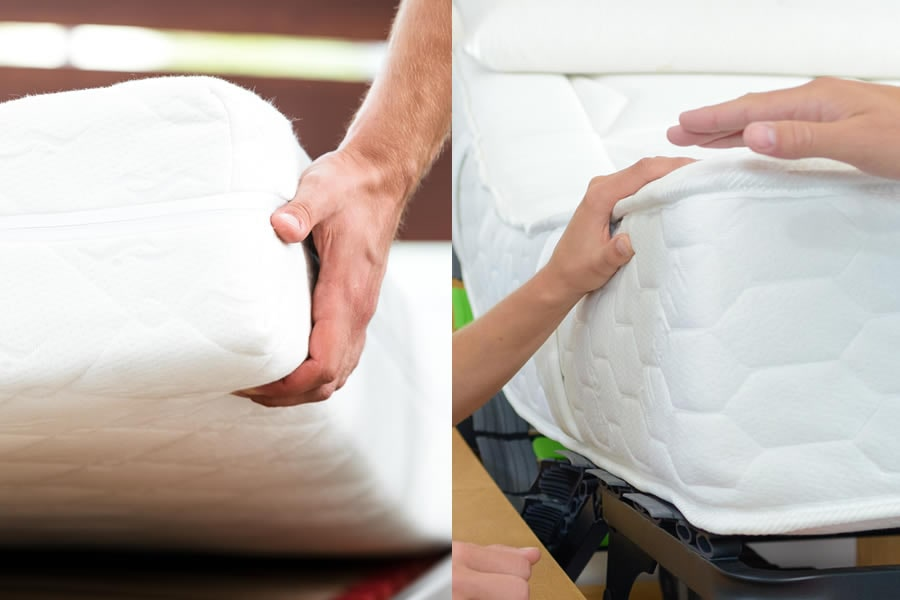 Memory Foam vs Spring Mattress
