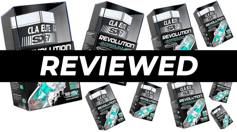 MuscleTech CLA Elite SX-7 Revolution Review