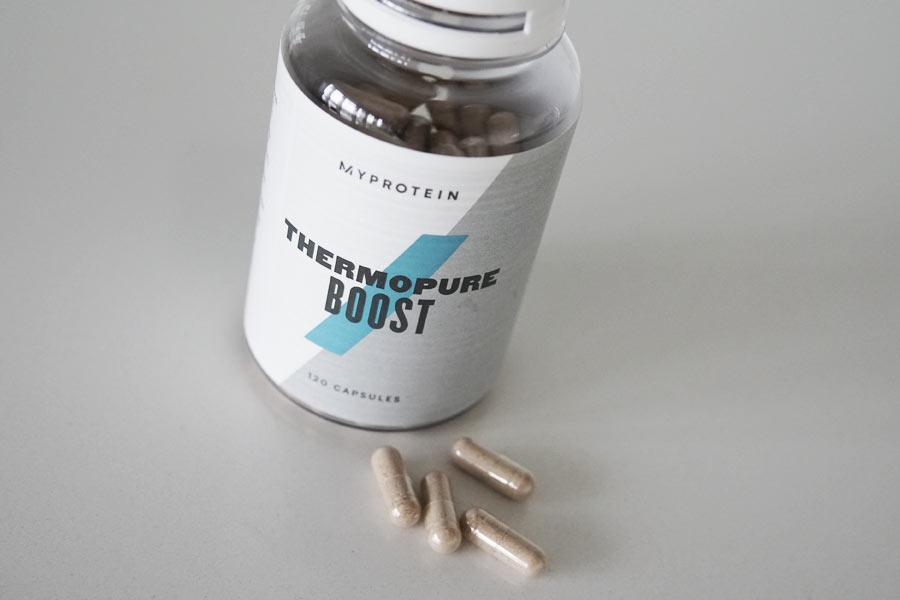 Myprotein Thermopure Boost