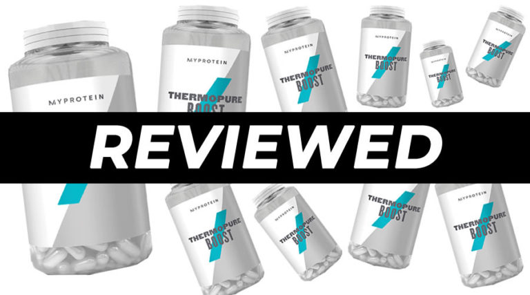 MyProtein Thermopure Boost Review