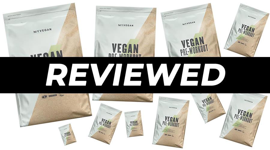 MyVegan Vegan Pre-Workout