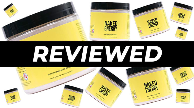 Naked Energy Pre Workout Review