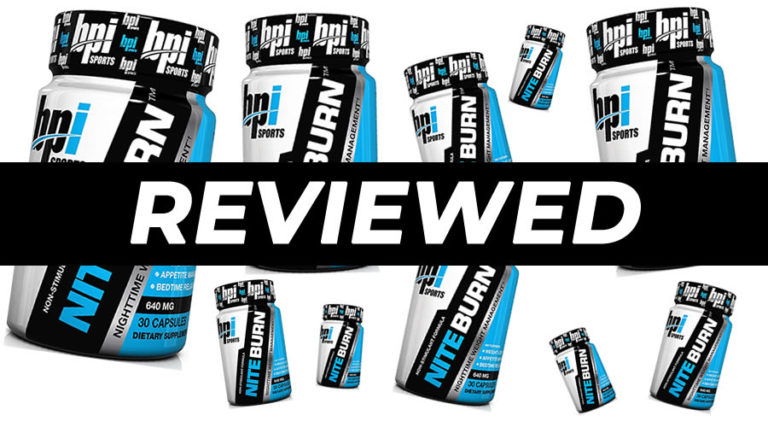 Nite Burn by BPI Sports review