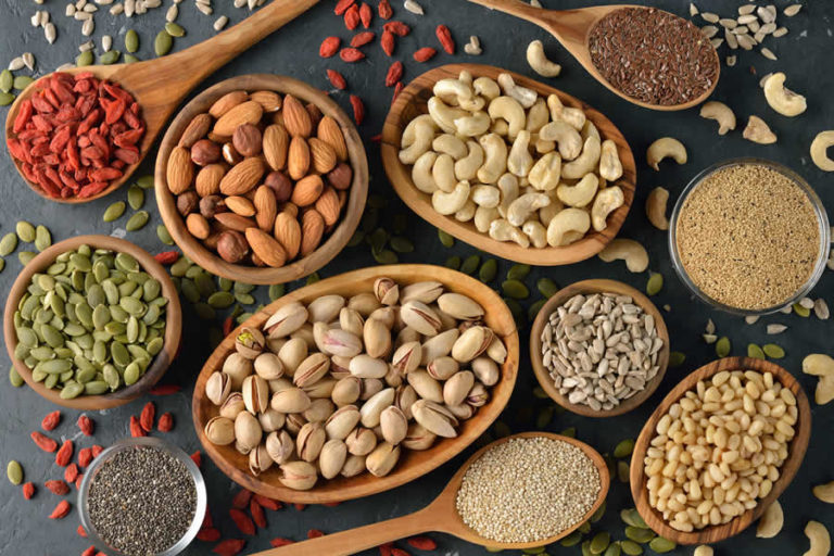 Why Nuts and Seeds Should Be Part of Your Diet
