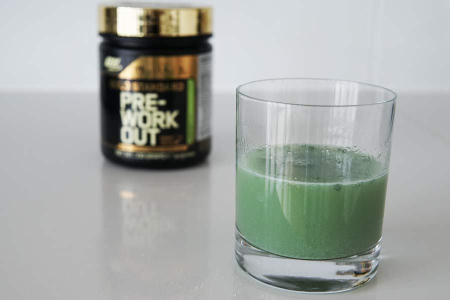Optimum Nutrition Gold Standard Pre Workout