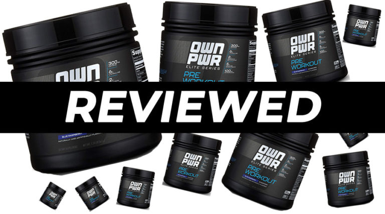 OWN PWR Pre Workout Review