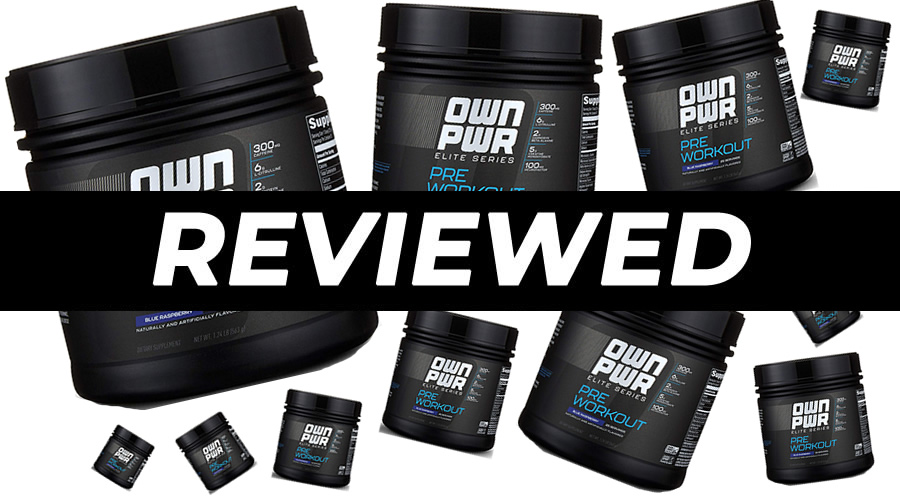 OWN PWR Pre Workout