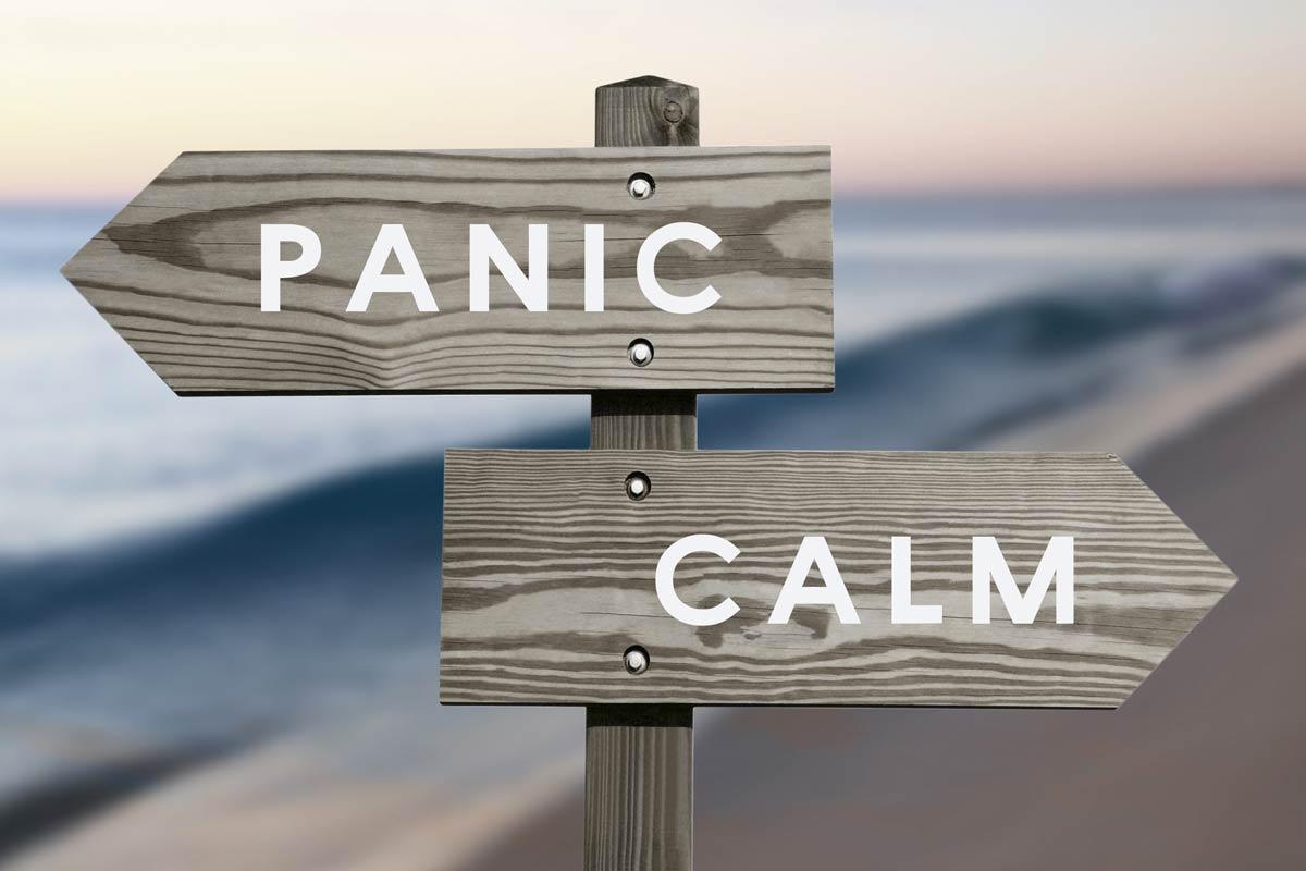 Panic and Calm