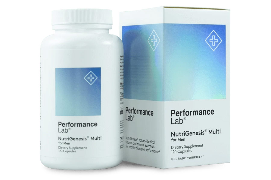 Performance Lab NutriGenesis for Men