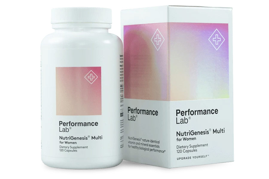 Performance Lab NutriGenesis for Women
