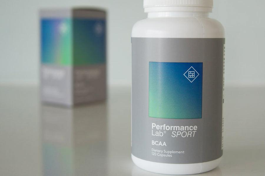 Performance Lab SPORT BCAA Supplement