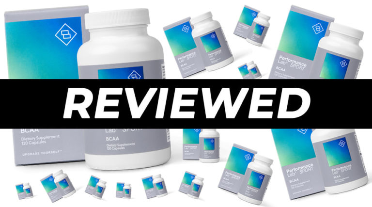 Performance Lab SPORT BCAA Review