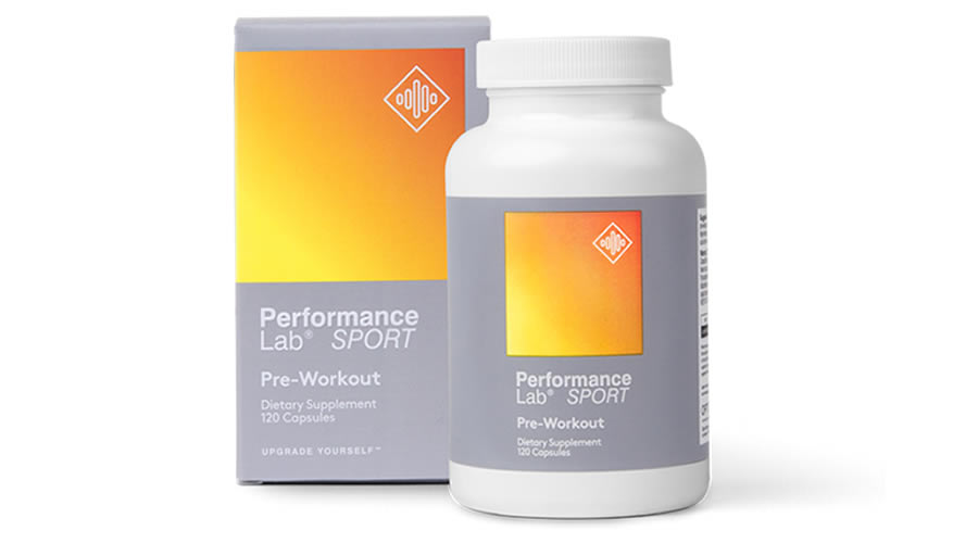 Performance Lab SPORT Pre-Workout