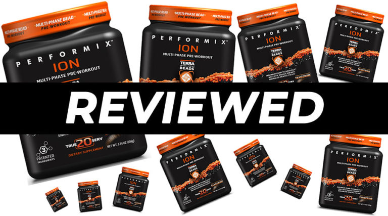 Performix Ion Pre Workout Review