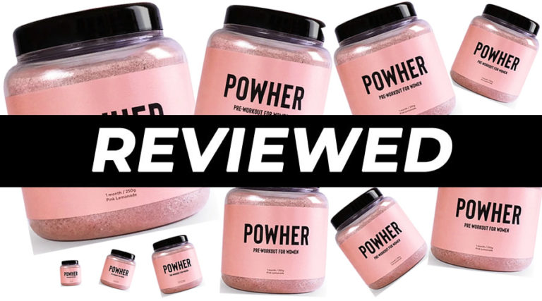 Powher Pre Workout Review – Does It Work?