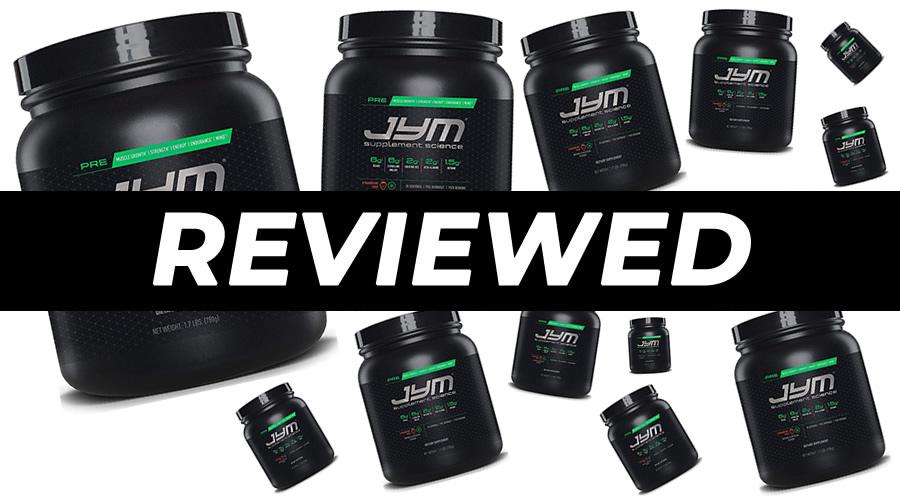 Pre Jym Pre Workout Review